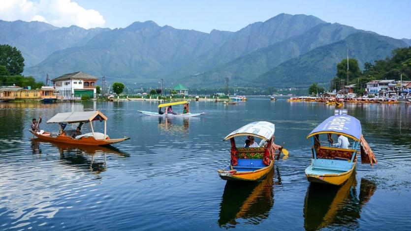 Kashmir - Rs. 5,000 pp