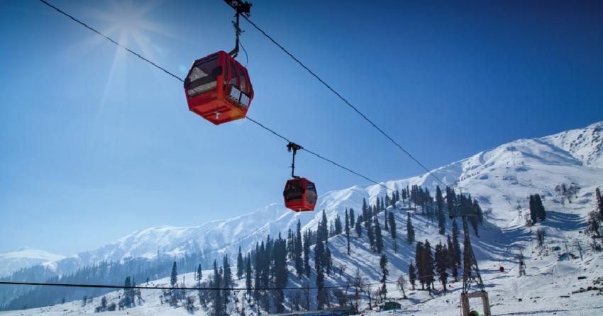 Kashmir - Rs. 8,500 pp