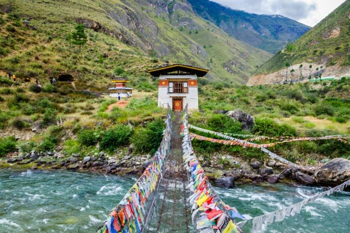 LTC Package for Bhutan