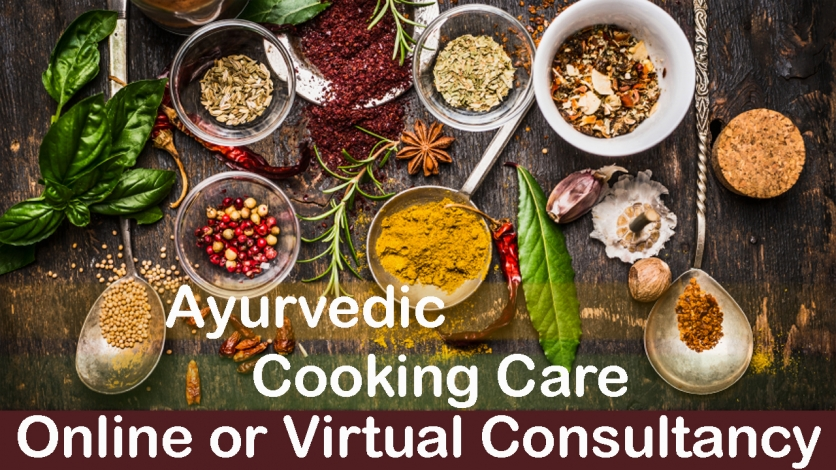 Ayurvedic Cooking Care